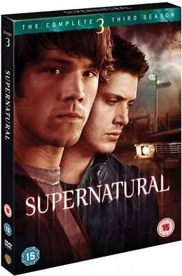 Supernatural The complete third season 3 Series 3 Season Three