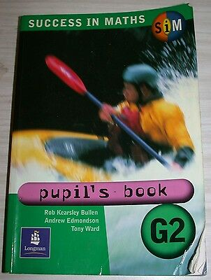 Success in Maths G2 Pupil's Book 2001 Bullen Edmondson Ward mathematics general