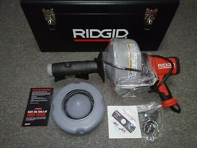 *Ridgid K-45 Drain Cleaning Machine Kit Autofeed (240v)*