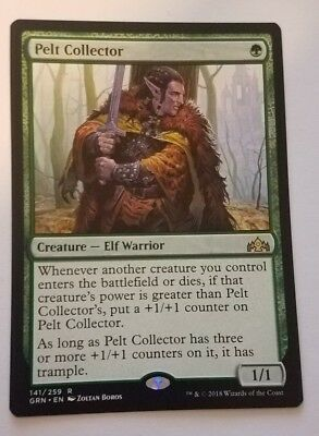 MTG Pelt Collector Guilds of Ravnica Rare NM//M x1 Magic FAST FREE SHIP