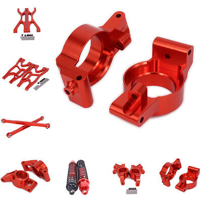 Upgrade Parts Red Aluminium alloy Replacement Accessories Pack Kit Practical
