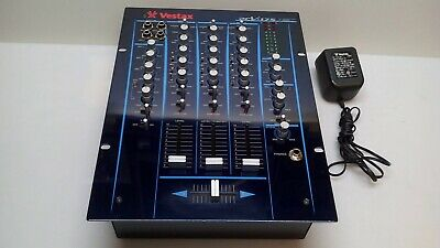 Factory Refurbished Vestax PCV-175 Professional DJ Mixer Free Shipping