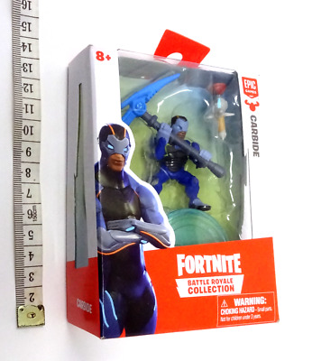 Carbide Fortnite Battle Royale Collection Figures Single Pack Epic Games NEW
