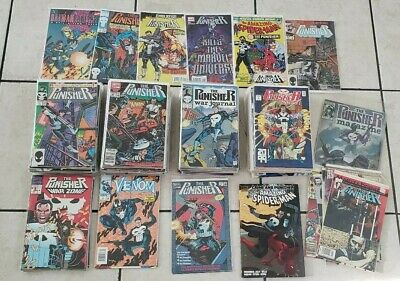 The Punisher Comic book Collection