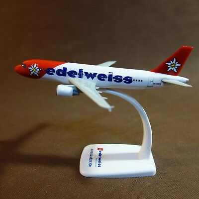 1/200 EDELWEISS Airlines Airbus A320-200  flugzeug - modell