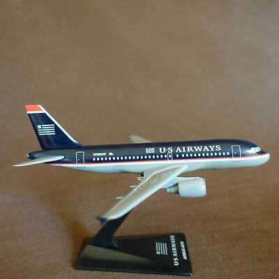 1/200 US Airways Airbus A319-200 flugzeug - modell