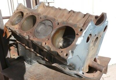 CAL 1969 PONTIAC 428 Engine Short Block Firebird/Trans Am