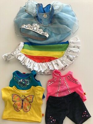 Build a Bear - Assorted Clothes