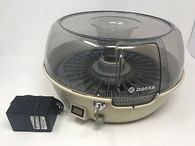 DACAL TECHNOLOGY DC-101 Cd Library Spindle Rotating