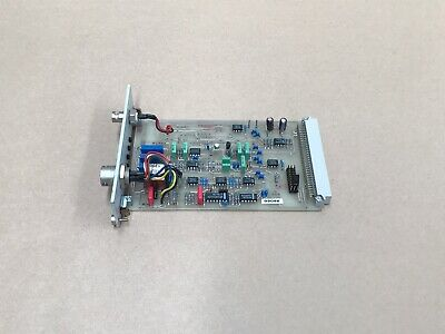 Marposs 99086 Card Amplifier Circuit Board Plc Control Board Industrial