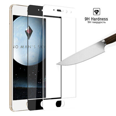 9H Screen Protector Tempered Glass Film For Meizu Pro 7 Front Full Cover 2.5D
