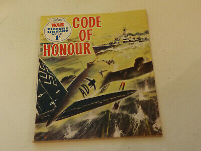 WAR PICTURE LIBRARY NO 314 !,dated 1965 !,V GOOD for age,great 54 ! YR OLD issue