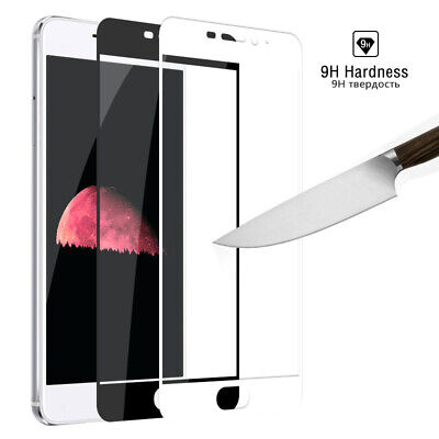 9H Screen Protector Tempered Glass Film For Meizu M5 Note Full Cover Protective