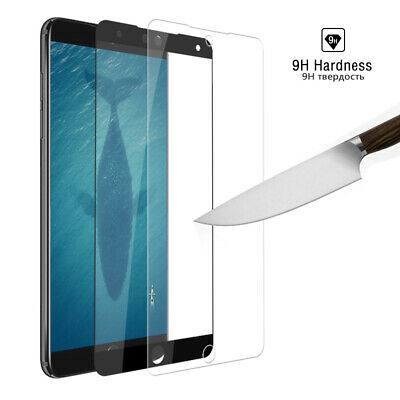 9H Screen Protector Tempered Glass Film For Meizu 15 Lite / M15 Full Cover