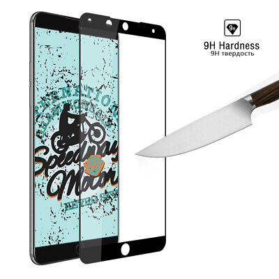 9H Screen Protector Tempered Glass Film For Meizu 15 Full Cover Protective 2.5D