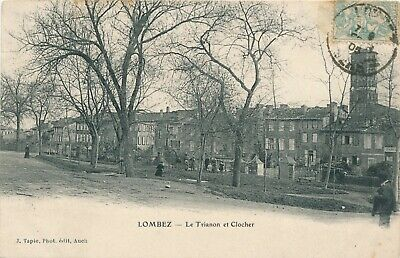 CPA - France - (32) Gers - Lombez - Le Trianon et Clocher