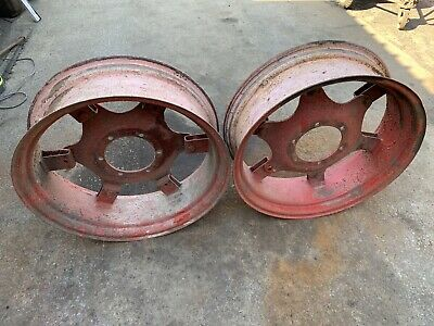 "David Brown 28"" Rear Wheels Cropmaster 25D ETC"