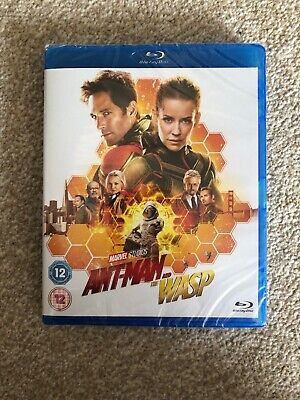 Ant-Man and the Wasp [Blu-ray] BRAND NEW  Sealed