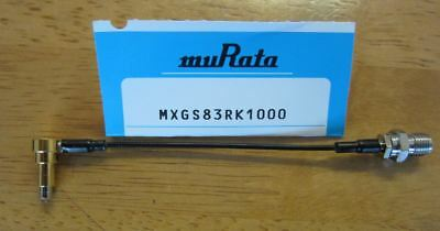 Murata test measurement coaxial probe for MM8130-2600 and MM8430-2610 , 6GHz