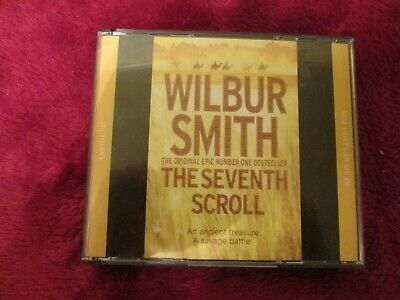 Wilbur Smith - The Seventh Scroll - 3 Cd Audio Book Set