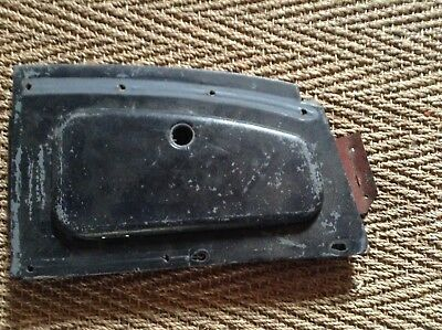 Xk150 jaguar 3 pieces dash board genuine/ tableau de bord original 3 parties