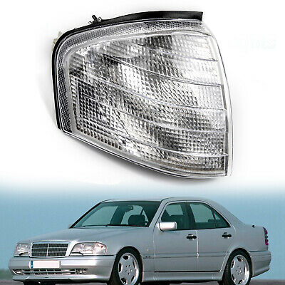 Right Corner Light Turn Signal Lamp Fits Mercedes Benz C Class W202 1994-2000 B4