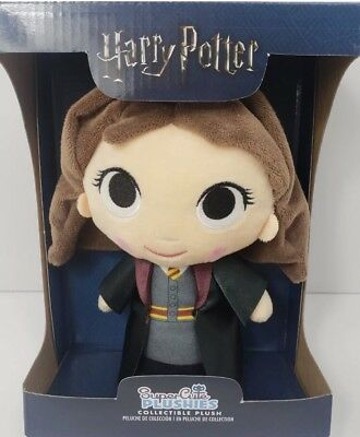 FUNKO HARRY POTTER HERMIONE GRANGER SUPER CUTE PLUSHIES COLLECTIBLE New