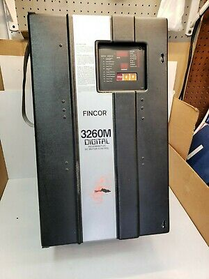 Boston Fincor 3260M Digital Regenerative DC Motor Control 40-150 HP 3263M 480VAC