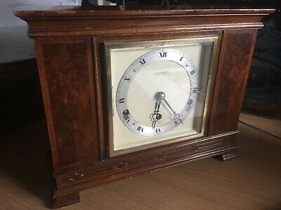 Mantle Westminster Chimes 8 Day  Clock (Elliot make )