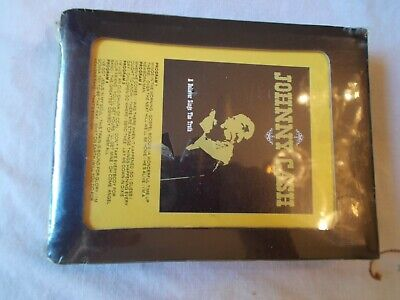 Johnny Cash 8 Track Tape--A Believer Sings The Truth--in original packaging