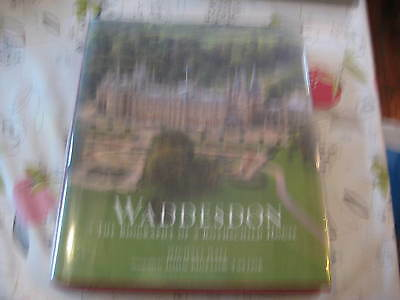 Waddesdon The Biography Of A Rothschild House M Hall Lge Format Hardback Book