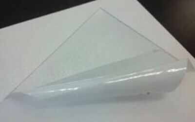 3 of 0.5mm Clear PETG Vacuum Forming Moulding Plastic Sheet 50cm x 37cm