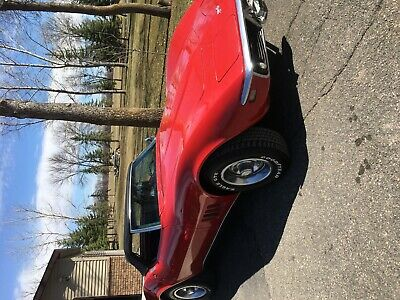 1968 Chevrolet Corvette Convertible 1968 Corvette Roadster Matching Numbers 327 4 speed