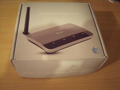 AT&T Wireless Home Phone Base WF720 COMPLETEIN BOX