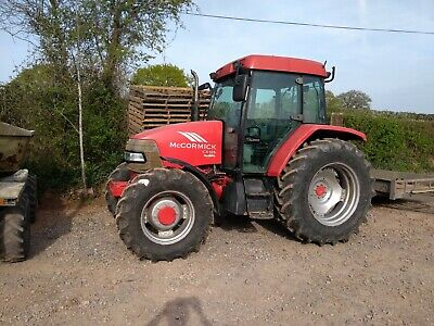 McCormick CX105 Xtrashift tractor. Very low hours New tyres, Excellent condition