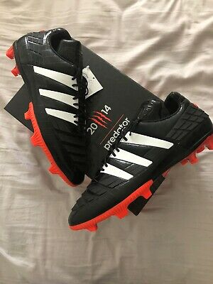 4a760d1f6c73 LIMITED Adidas Predator 1994 FG Remake 2014 SIZE 10 RARE ONLY 1994 PAIRS  MADE