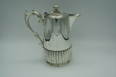 James Dixon and Sons Silver Plated Coffee Pot
