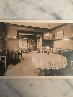 Vintage Photographs 3 Interiors Arts And Crafts Era