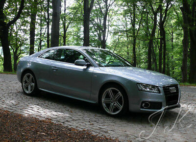 Audi A5 Coupe Side Skirts Bars Sline Look
