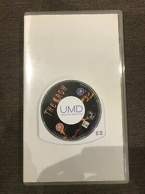 The Crow - UMD (PSP Video) | Tested | Fast & Free P&P