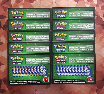 100 XY Fates Collide Codes Pokemon TCG Online Booster EMAILED IN GAME FAST!