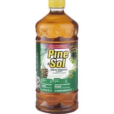Clorox COX41773 Pine-Sol Pine Scented Concentrate Cleaner