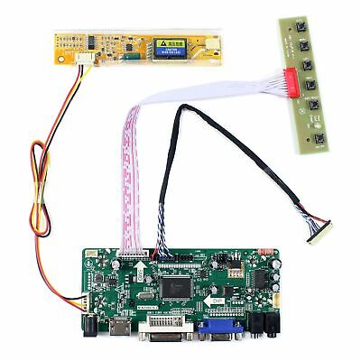 For LTN121XJ-L07 N121IA-L02 LCD Screen HDMI DVI VGA Audio LCD Controller Board