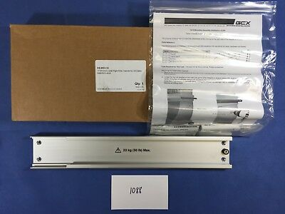 GCX DX-0033-12, 17 in / 43.2cm Lower Right Side channel for GE/Datex