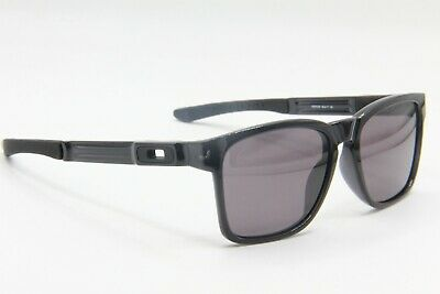 4bb719150 New Oakley Oo9272-08 Catalyst Black Authentic Frame Sunglasses 56-17 W/Case