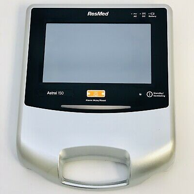Resmed Astral 150 Ventilator Screen Display Assembly