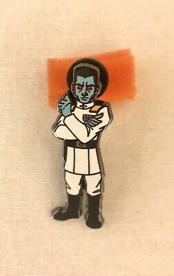 Star Wars Celebration Chicago 2019 Exclusive - THRAWN PIN - OFFICIAL IN HAND