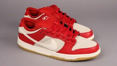 purchase cheap 4c0c0 b1c71 2014 Nike Dunk Low Premium SB VALENTINE S DAY UNIVERSITY RED WHITE  313170-662 12