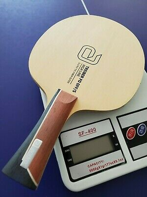 Table Tennis Ping Pong Professional Butterfy Amultart ZLC Penhold Limited Blade!
