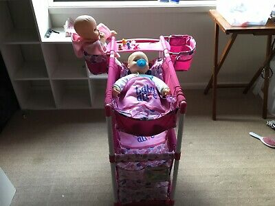 Baby alive Doll Bunk Bed